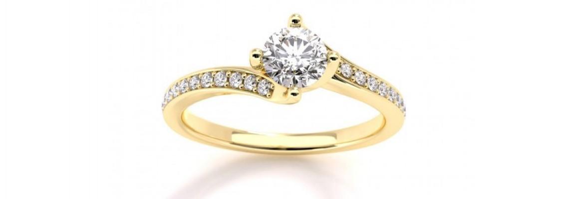 Πως να επιλέξετε το τέλειο μονόπετρο δαχτυλίδι - Ο απόλυτος οδηγός