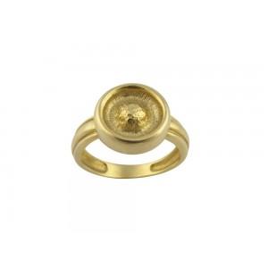 Αρχαϊκό δαχτυλίδι από Χρυσό Κ18